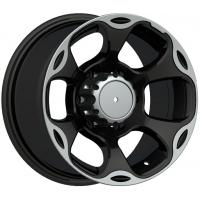 110.5 CB, 15 Inch Alloy Cars Wheels 15x8.0 -13 ET
