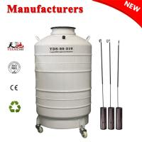 TIANCHI Cryogenic Container 60L Semen Tank Quotation for sale