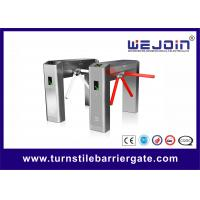 Safety Controlled Access tripod turnstile gate Double Direction 220V 110V