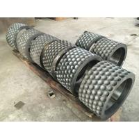 Quality AISI 4130 AISI 4140 AISI 4340 Forging Forged Steel Ball Press Machine Ball Presses Roller Sleeves for sale