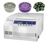 Quality Medium Size Cytospin Centrifuge TCT4 / Adjustable Speed Medical Centrifuge Machine for sale