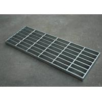 Quality Hot Dip Galvanized Steel Grating / Stainless Steel Bar Grating 300 * 1000mm for sale