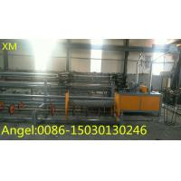 Buy cheap 2m Width Full Automatic Double Wire Chain Link Fence Making Machine from wholesalers