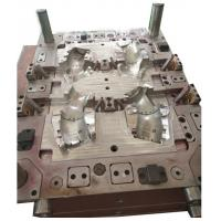 Quality OEM ODM Stainness Steel Plastic Injection Mold Tooling For ABS Materials for sale