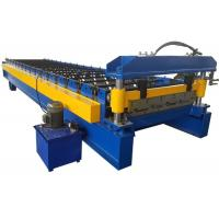 Quality Corrugated Steel Sheet Cold Roll Forming Machines Colored Steel Wall Roof Panel Machine for sale