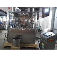 NJP-7500 Hard Gelatin Capsule Filling Machine High Speed With Touch Screen