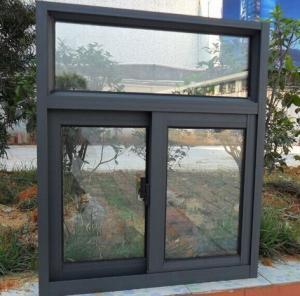 Quality Latest Design Aluminum Extrusion Profiles For Double Glazing Aluminum Sliding Window for sale