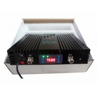 High Power GSM Mobile Signal Repeater Line Amplifier 30dBm With LED Panel for sale