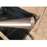Quality Multi Function Tapered Steel Tube Tapered Carbon Tube For Liquid Filter for sale