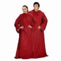 Buy cheap TV Fleece Blankets with Sleeves from wholesalers