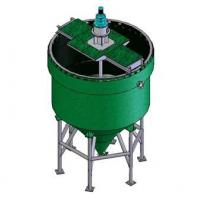 Quality Automatic Deep Cone Round Slurry Thickener , Low Power Consumption for sale