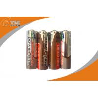 Quality Power Plus Band LiFeS2 1.5V 2700 mAh AA / L91 Lithium Iron Battery with Long cycle life for sale
