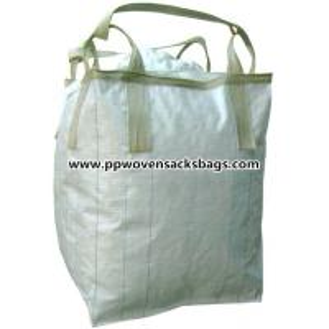 Quality Heavy Duty 1000kg FIBC Bulk Bags PP Woven Big Jumbo Bags for Vegetable or Fruit Packaging for sale