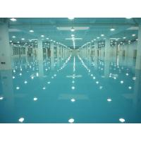 Quality Rigid Self-leveling Polyaspartic Flooring Coating Feature & Guide Formulation for sale
