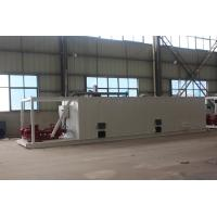 Quality TBM slurry separation system mud/slurry tank for sale at Aipu solids control for sale