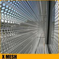 Buy cheap slotted hole perforated metal screen/perforated metal mesh from wholesalers
