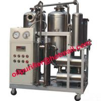Used Fried cooking oil purifier,Vegetable Oil Filtration System and Recycling Machine made of stainless steel material