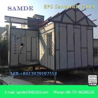 Quality Nonmetal Panel Material and EPS Composite Sandwich Panels Type EPS sandwich wall panel for sale