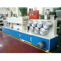 China Recycled PET Strap Production Line Hydraulic , high speed strapping machine on sale