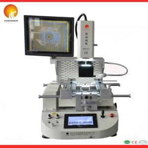 Quality Alibaba best sells110V/220V auto hot air rework soldering station WDS-620 laser BGA rework station with video for sale