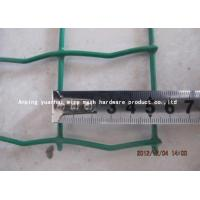 High Security Holland Wire Mesh , Low Carbon Iron Galvanised Welded Wire Mesh