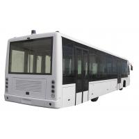 Quality Adjustable Seats Airport Transfer Coach Xinfa Airport Equipment For 77 Passenger for sale