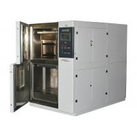 Quality LCD Touch Controller Thermal Shock Test Machine Two Case Basket Type Cabinet for sale