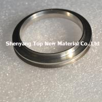 China Strong Stability Cobalt Chrome Alloy 6 Castings In Engine Valve Cage / Turbine Blade / Screw Flight on sale