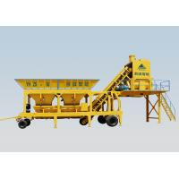 Buy cheap Mobile Concrete Mixing Plant (YHZD25/YHZS50) /Automatic Machine/Concrete Plant from wholesalers