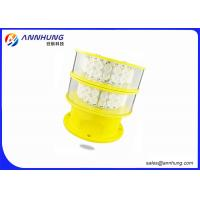 Quality Flashing Mode Aeronautical Obstruction Light With Long Life Experience for sale