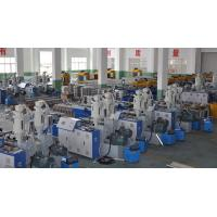 Quality Double Wall Corrugated Pipe Extrusion Line , Corrugated Pipe Production Equipment for sale