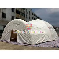 Quality Fire Retardant Advertising Inflatable Tent Tunnel For Outdoor Event for sale