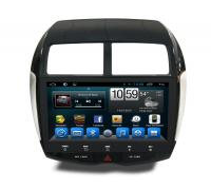 Quality Android Car Radio Stereo Bluetooth ASX RVR MITSUBISHI Navigator for sale
