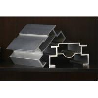 Quality Elastic Ratio Aluminium Moulding Profiles With Wood Grain Painting 6m Length for sale