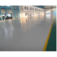 Quality Anti-chemicals Environmentally Friendly Water Based Outdoor Epoxy Floor Paint for sale