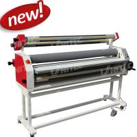 Quality Full - Auto Cold Roll Laminator Machine With Hand Crank Lift Up System BU-1600II Warm for sale