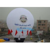 Quality Helium Filled Air Balloon Model Huge Inflatable Balls 5M Height for sale