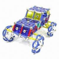 Quality Children's Magnetic Toy with Steel Ball for sale