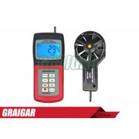 Quality AM4836V Air Flow Wind Speed Meter Analyzer Instrument C Velocity Beaufort Scale Anemometer for sale