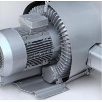 Quality Aluminum High Pressure Vacuum Blower , 5.5kw Double Stage Air Vacuum Blower for sale