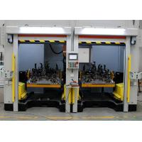 China Fully Automated Frame Structure Automated Welding Systems For Vessel Tank on sale