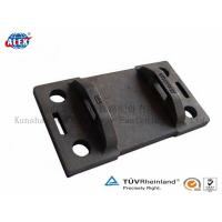 Quality Qt400-15 Tie Plate for Railroad System for sale