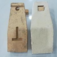 China Trolley furnace / box furnace special wall wire brick on sale
