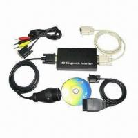 Quality MCU Controlled Interface, Used for Mercedes Benz Car-soft for sale