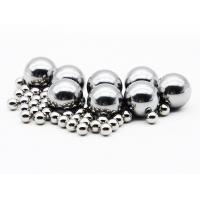 Quality 440C Solid Stainless Steel Balls , Precision Steel Balls For Roller Bearings Bicycle for sale