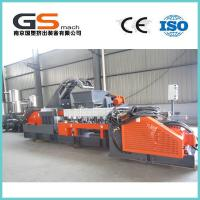 Quality Delta Inverter Two Stage Extruder Plastic Pelletizing Line With 500-1000kg/H Capacity for sale
