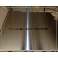 Quality 201 202 301 303 Stainless Steel Sheets Plate , ASTM JIS GB SS Sheet for sale