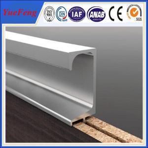Quality 6000 series aluminium profiles for kitchen door edge for sale