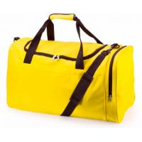 Quality Large Capacity Women Mens Gym Duffel Bag Polyester Material Various Colors for sale