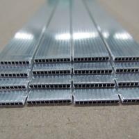 Quality Parallel Flow Microchannel Flat Extruded Aluminum Pipe 1050 1060 1100 H112 for sale
